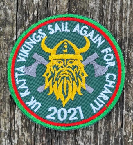 Viking Charity Throw 2021