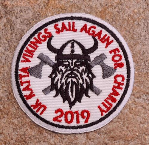 Vikings Charity Day 2019