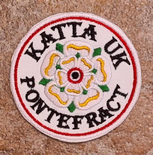 KATTA Ponte 1st patch
