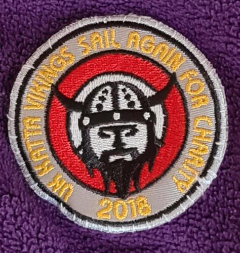Vikings Charity Day 2016